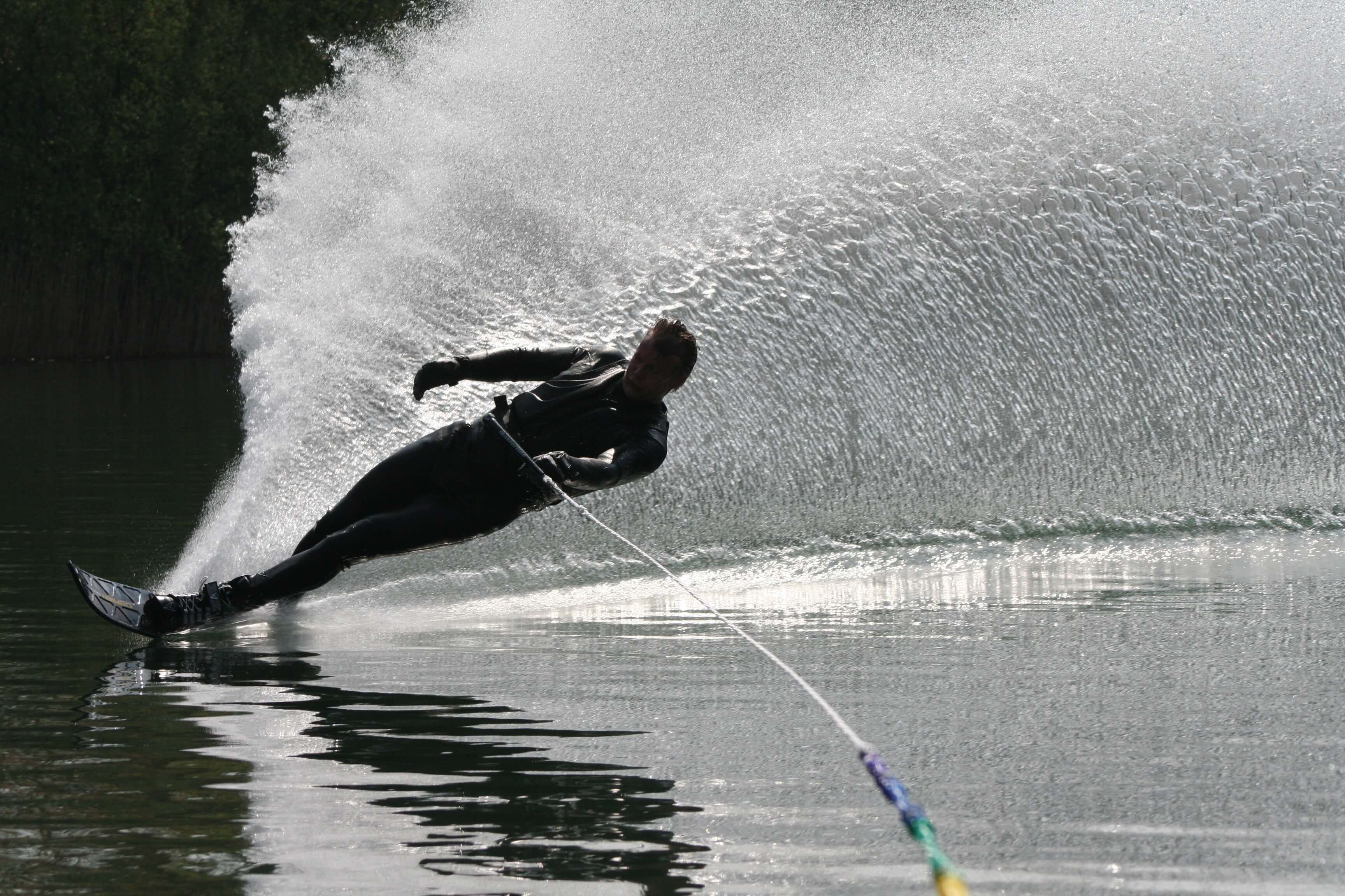 Fairford Waterski Club Salom Skiing